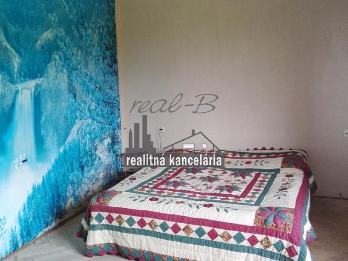 Pôvodný 3-izbový byt pri Lučenci